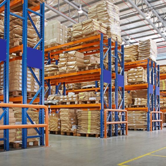Warehouse Interior Designing